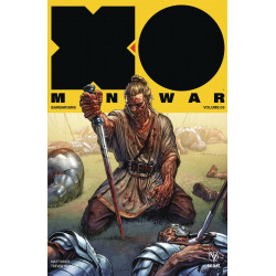 X-O MANOWAR 2017 TP VOL 5 BARBARIANS