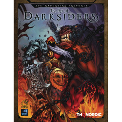 THE ART OF DARKSIDERS HC