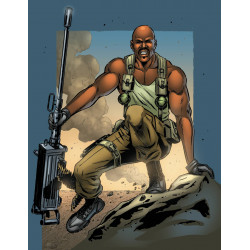 GI JOE A REAL AMERICAN HERO 263 CVR A DIAZ