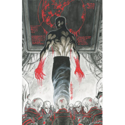 V-WARS GOD OF DEATH ONE-SHOT VOL CVR A BROWN