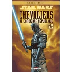 STAR WARS - CHEVALIERS DE L'ANCIENNE REPUBLIQUE T02 (NED)