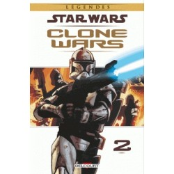 STAR WARS - CLONE WARS T02 (NED)