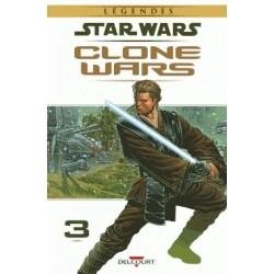 STAR WARS - CLONE WARS T03 (NED)