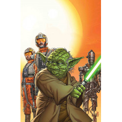 STAR WARS AGE REBELLION SPECIAL 1