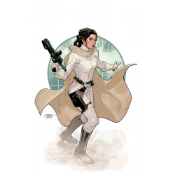 STAR WARS AOR PRINCESS LEIA 1