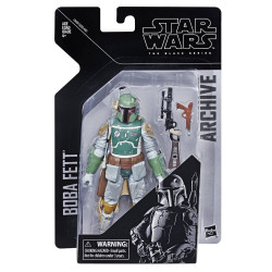 BOBA FETT STAR WARS BLACK SERIES ARCHIVE E5 6IN ACTION FIGURE