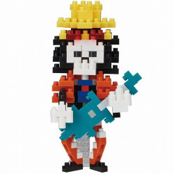 BROOK NANOBLOCK BUILDING BLOCK SET ONE PIECE
