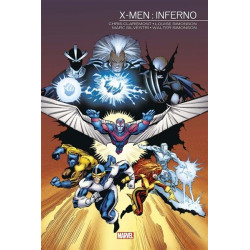 X-MEN : INFERNO (MARVEL EVENTS 2019 T02)