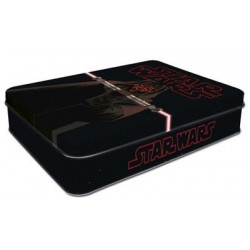 COFFRET METAL STAR WARS : DARK MAUL ET CHEWBACCA