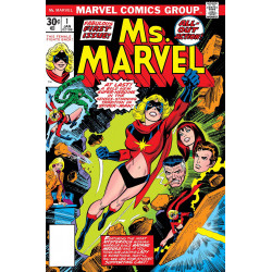 TRU BELIEVERS CAPTAIN MARVEL MS MARVEL