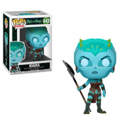 KIARA RICK AND MORTY POP! ANIMATION VYNIL FIGURE