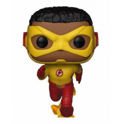 KID FLASH THE FLASH TV DC COMICS POP! HEROES VYNIL FIGURE