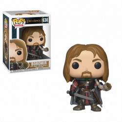 BOROMIR THE LORD OF THE RINGS POP! MOVIES VYNIL FIGURE