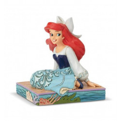 BE BOLD ARIEL THE LITTLE MERMAID DISNEY TRADITIONS STATUE