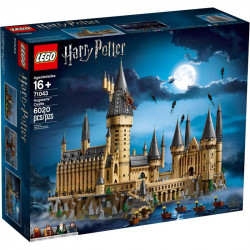 HARRY POTTER HOGWARTS CASTLE LEGO BOX 71043