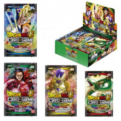 MIRACULOUS REVIVAL BOOSTER DRAGON BALL SUPER TRADING CARDS SERIE B05