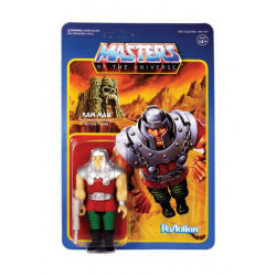 RAM MAN MASTERS OF THE UNIVERSE WAVE 4 ACTION FIGURE