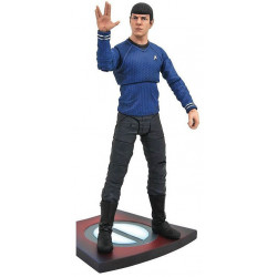 SPOCK STAR TREK INTO DARKNESS SELECT ACTION FIGURE