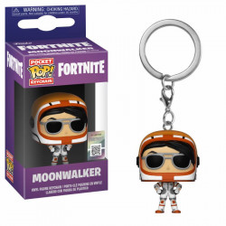 MOONWALKER FORTNITE POCKET POP! GAMES VYNIL KEYCHAIN