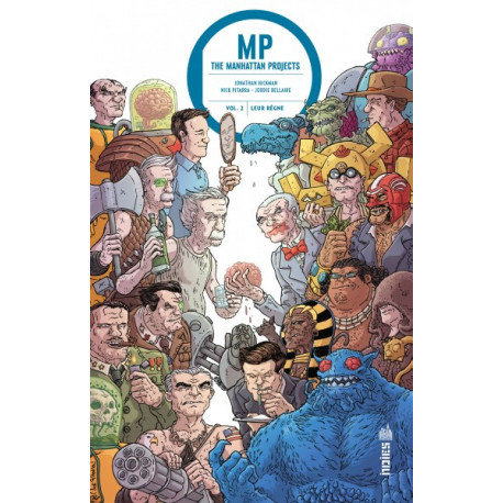 MANHATTAN PROJECTS T2 - URBAN INDIE
