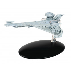 PROMELLIAN BATTLE CRUISER STAR TREK STARSHIPS NUMERO 142