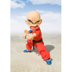 KRILLIN EARLY YEARS SH FIGUARTS DRAGON BALL ACTION FIGURE