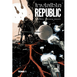 INVISIBLE REPUBLIC T1 - PRIX DECOUVERTE