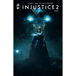 INJUSTICE 2 TOME 3 - URBAN GAMES