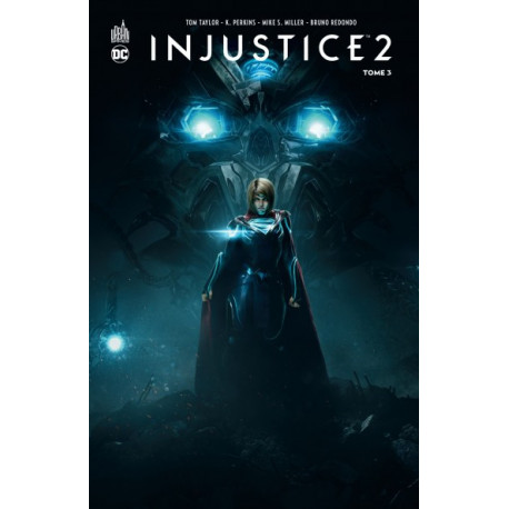 INJUSTICE 2 TOME 3 - URBAN GAMES