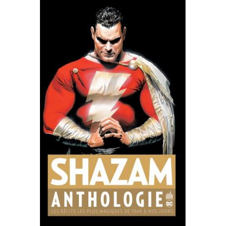SHAZAM ANTHOLOGIE - DC ANTHOLOGIE - T1