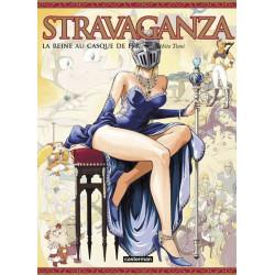 STRAVAGANZA - T7 - LA REINE AU CASQUE DE FER
