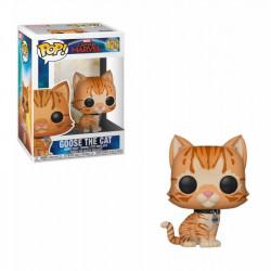 GOOSE THE CAT CAPTAIN MARVEL FIGURINE FUNKO POP! MARVEL VINYL BOBBLE HEAD 9 CM