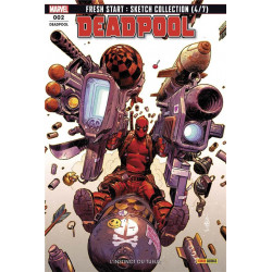 DEADPOOL (FRESH START) N 2