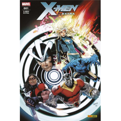 X-MEN EXTRA (FRESH START) N 1