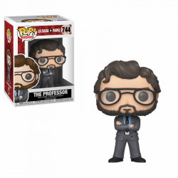 THE PROFESSOR LA CASA DE PAPEL POP! TELEVISION VINYL FIGURE
