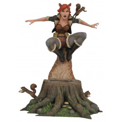 THE UNBEATABLE SQUIRREL GIRL MARVEL GALLERY PVC FIGURE