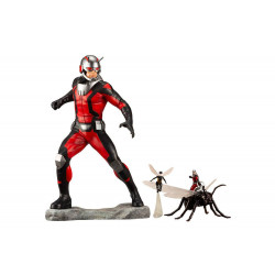 ANT-MAN AND THE WASP AVENGERS SERIES MARVEL ARTFX FIGURE