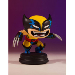 WOLVERINE ANIMATED STYLE MARVEL COMICS STATUE