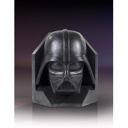 DARTH VADER STONEWORKS HELMET BOOKEND STAR WARS STATUE