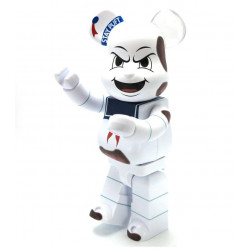 STAY PUFT MARSHMALLOW MAN ANGER FACE VERSION 400% BEARBRICK