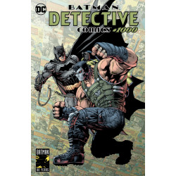 DETECTIVE COMICS #1000 BANE JIM LEE VARIANT COVER EXCLUSIVE ALBUM COMICS