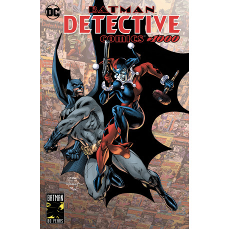 DETECTIVE COMICS #1000 BANE VARIANT COVER EXCLUSIVE ALBUM COMICS