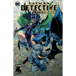 DETECTIVE COMICS #1000 CATWOMAN JIM LEE VARIANT COVER EXCLUSIVE