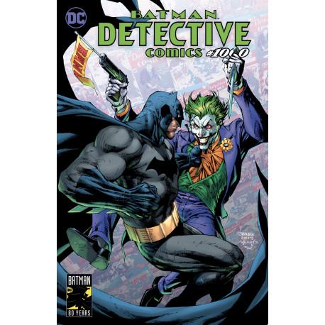 DETECTIVE COMICS #1000 THE JOKER JIM LEE VARIANT COVER EXCLUSIVE ALBUM COMICS