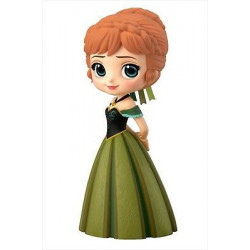 ANNA CORONATION FROZEN DISNEY Q POSKET FIGURE