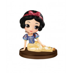 SNOW WHITE DISNEY Q POSKET PETIT GIRLS FESTIVAL FIGURE