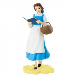 BELLE BEAUTY AND THE BEAST DISNEY EXQ STARRY VINYL FIGURE