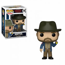HOPPER STRANGER THINGS FUNKO POP! TV VINYL FIGURINE