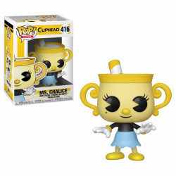 MS CHALICE CUPHEAD POP! GAMES VYNIL FIGURE