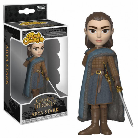 ARYA STARK GAME OF THRONES ROCK CANDY VYNIL FIGURE